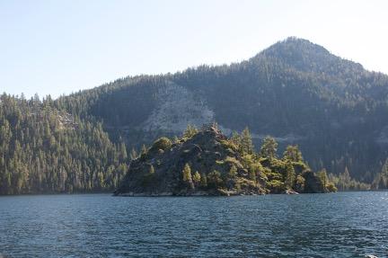 Emerald Bay Island view from water Jen Peng Pics